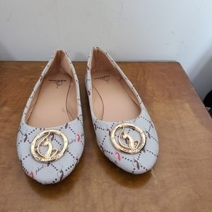 Baby Phat Ballet Flats Shoes